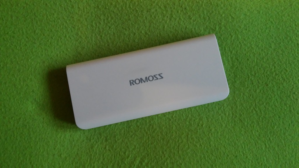 Power bank Romoss